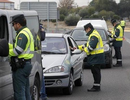 La siniestralidad y la vigilancia en carretera